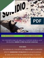Psicologiaa y Suicidio