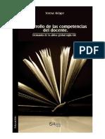 El desarrollo de Las Competencias Docentes