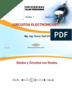 Semana 1-Clase1 Circuitos Electrónicos i