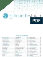 SilhouetteStudio Manual