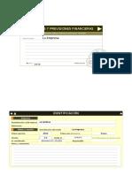 PE276GU Previsiones financieras
