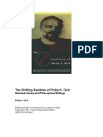 Lawrence Sutin-The Shifting Realities of Philip K. Dick _ Selected Literary and Philosophical Writings (1995)