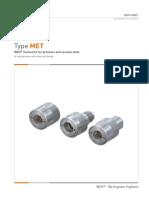 MET DataSheet E 04 15