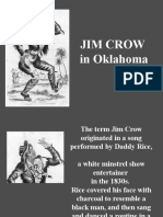 jim crow in oklahoma