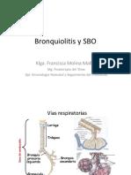 Bronquiolitis Clase