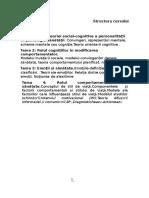 Rolul factorilor cognitivi in sanatate. Suport de curs.docx