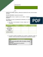 Control 2 Costos y Presupuesto