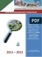 Guia de Evaluacion Institucional