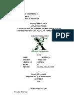 elusidasi struktur Senyawa Organik Berdasarkan Metode Spektroskopi (Massa (1)