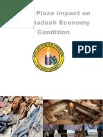 An Assignment on Rana Plaza Impact on Bangladesh Economy Condition