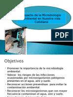 5. Impact. de La Microbiología Ambiental