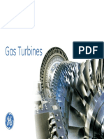 Ge Oil and Gas Turbines Product Information