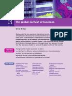 Global Context of Business - Internationalisation-Chris Britton (Ftp.pearsoned-ema.com)