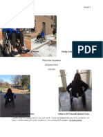 wheelchair simulation paper