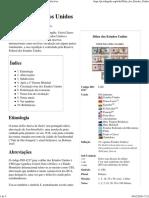 Dólar Dos Estados Unidos – Wikipédia, A Enciclopédia Livre