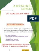 UCP Linea Recta (2015-1)