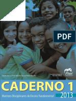 3-Matrizes Disciplinares Do Ensino Fundamental