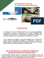 Intoxicación Por Histamina en Pescado