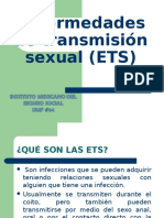 Taller. Enfermedades Transmision Sexual.