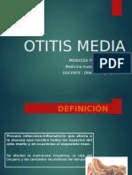 OTITIS MEDIA MENDOZA ITURBE JULIO.pptx