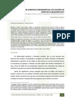 RBDC-16-193-Artigo Thiago Felipe S. Avanci (a Colisao de Direitos Fundamentais)