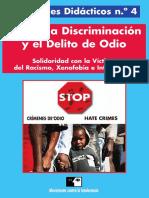 Estrategias Jurídicas Contra Discriminación y Delitos de Odio
