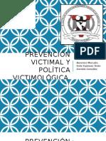 Prevención-Victimal