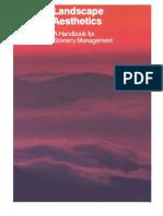 Landscape Aesthetics Handbook 701 No Append