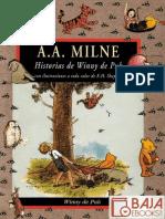 A.a. Milne-Winny de Puh