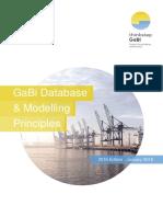GaBi Modelling Principles 2016