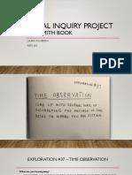 visual inquiry project laura hulseberg
