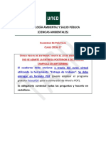 Cuaderno de Practicas Toxicologia