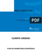 IV Unidad Plan de Marketing