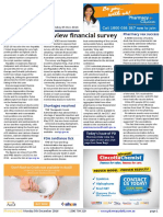 Pharmacy Daily for Mon 05 Dec 2016 - Review financial survey, CW raises $1.2m for Liptember, Pharmacy vax success, Weekly Comment and much more