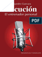 Locucion, El Entrenador Persona - Alejandro Guevara