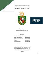 Refrat Tumor Sinonasal Final