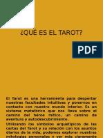 Qué es el Tarot