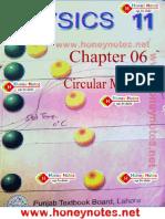 F.Sc Part-1 Physics Notes Ch06