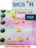 F.Sc Part-1 Physics Notes Ch04