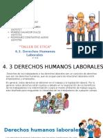 Derechos Humanos Laborales