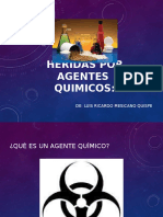 agentes quimicos forence
