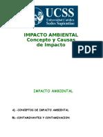 Gestion Ambiental 2 Sem III