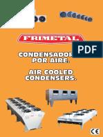 Condensador en V