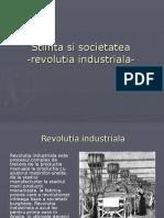 Stiinta Si Societatea-Revolutia Industriala