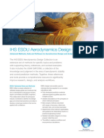 Esdu Aerodynamics Design Collection