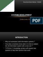 Syst Development