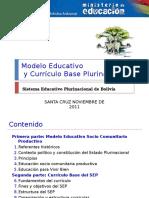 educacion socio comunitaria productiva p