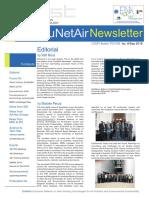 Newsletter EuNetAir Issue8 September 2016