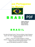 A Lingua Portuguesa No Mundo