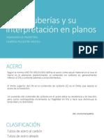 336-Inge Proyectos, Tuberías
